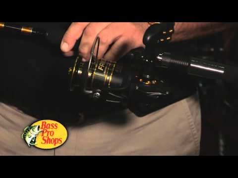 Offshore Angler Frigate Spinning Rod and Reel Combos