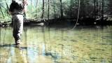 Wet Fly Fishing in Wiconisco Creek PA- Wyatt Kenno