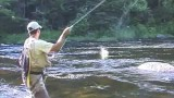 Maine Fly Fishing, Kennebago & the Rangeley Region for Brook Trout & Landlocked Salmon