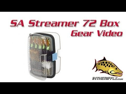 Scientific Anglers SA Saltwater Streamer 72 Fly Fishing Box