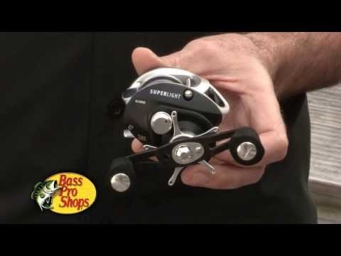 Browning Fishing Superlight Baitcast Rod and Reel Combos