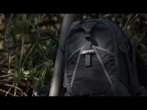 Umpqua Surveyor 1100 Multi-Purpose Laptop Fly Fishing Backpack