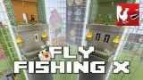 Things to do in Minecraft – Fly Fishing X