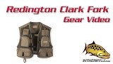 Redington Clark Fork Fly Fishing Mesh Vest