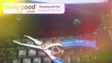 "www.banggood.com ""Multifunctional Fishing Lure Plier Line Plier Scissor Hook Plier"""
