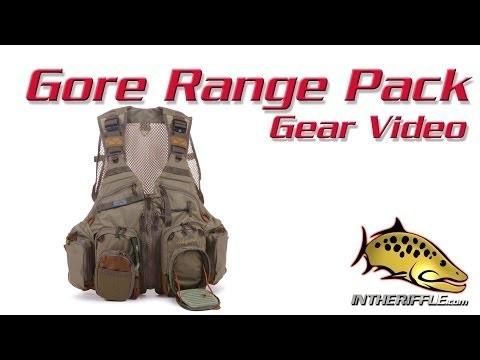 Fishpond Gore Range Fly Fishing Tech Pack