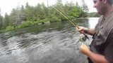 Rangeley Maine Fly Fishing Trip
