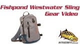 Fishpond Westwater Sling Fly Fishing Camera Waterproof Backpack