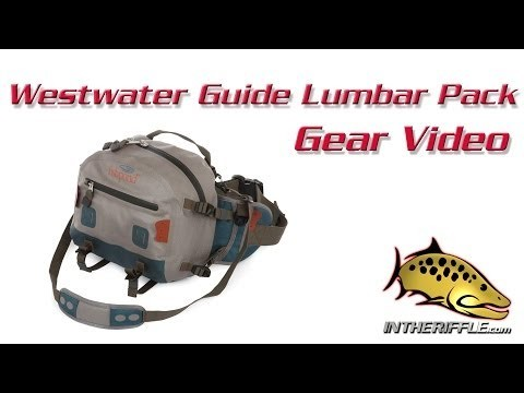 Fishpond Westwater Guide Lumbar Waist Pack Fly Fishing