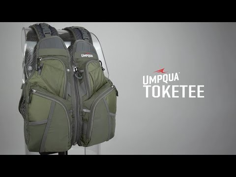 Umpqua Toketee Fly Fishing Mesh Vest