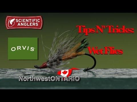 TIPS N TRICKS Wet Flies